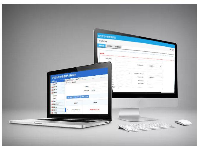 睿阳科技项目申报(多用户)管理系统